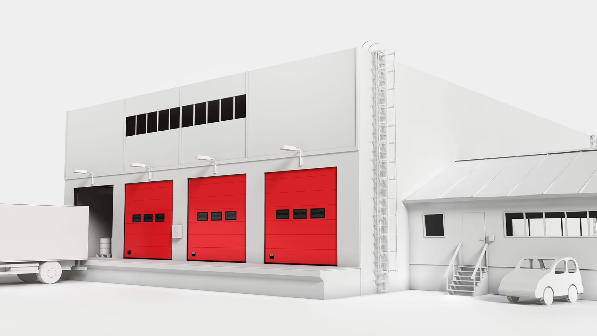 Distribution-center-with-Crawford-OH1042-doors